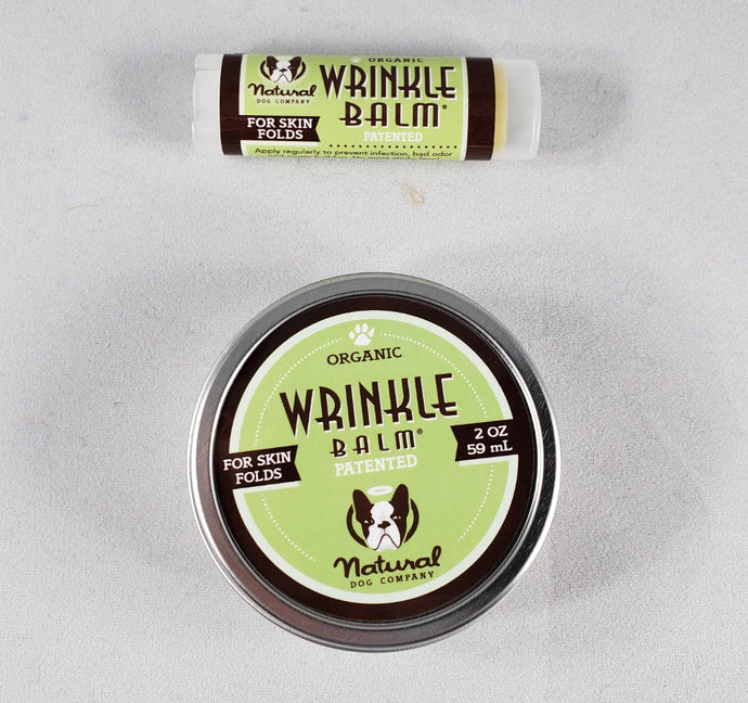 Natural Dog Co. - Wrinkle Balm - Various Sizes