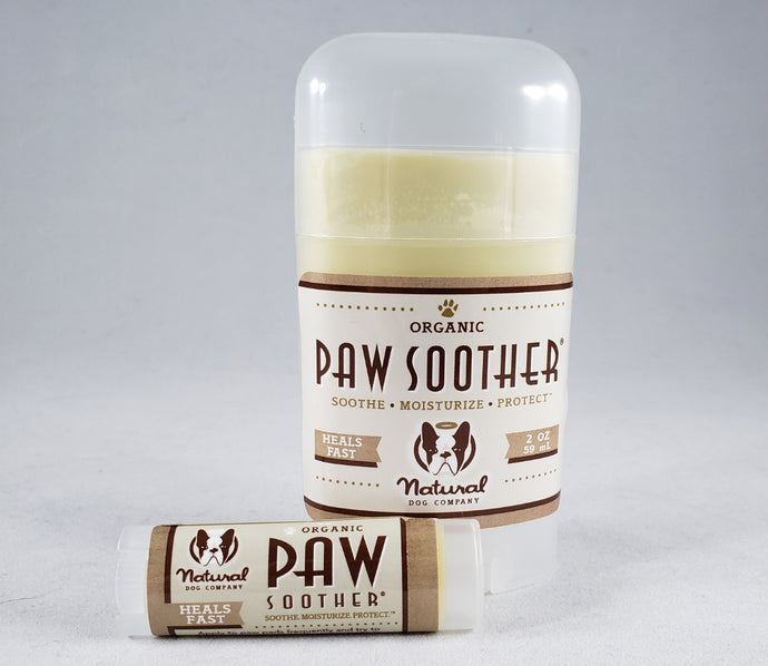 Natural Dog Company - Paw Soother - Various Sizes - RPCS People & Pet Shop
