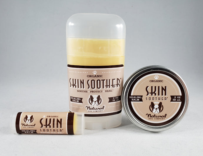 Natural Dog Co. - Skin Soother - Various Sizes