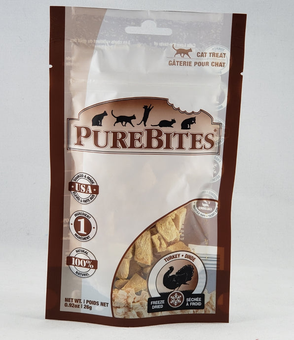 Purebites Turkey Freeze Dried Cat Treats