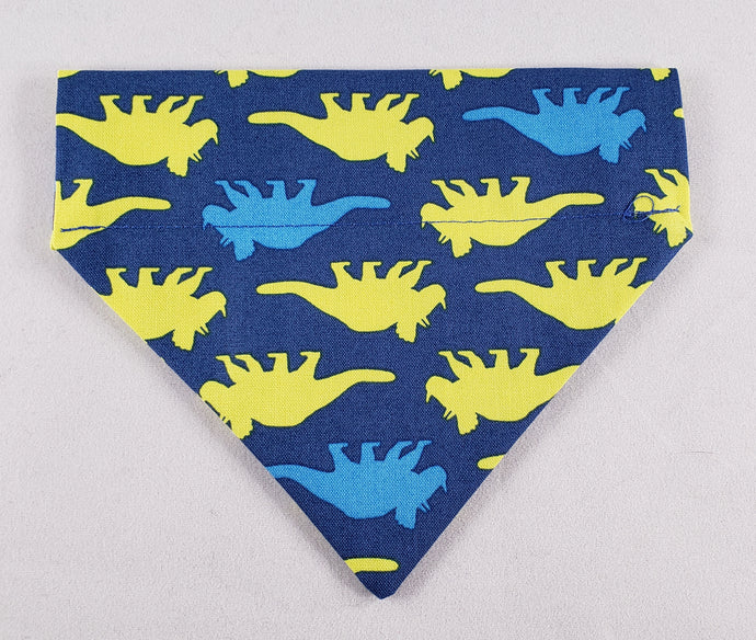 The Snazzy Pooch - Dinosaurs! Pet Bandana - 2 Sizes - RPCS People & Pet Shop