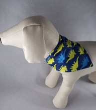 Load image into Gallery viewer, The Snazzy Pooch - Dinosaurs! Pet Bandana - 2 Sizes - RPCS People & Pet Shop