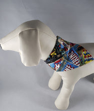 Load image into Gallery viewer, The Snazzy Pooch - Marvel Universe Pet Bandana - 2 Sizes - RPCS People & Pet Shop