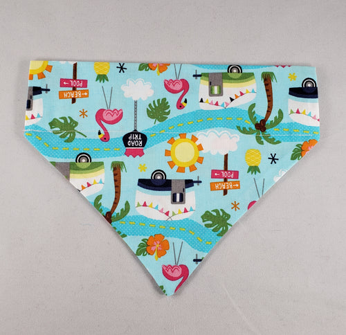 The Snazzy Pooch - Road Trip Pet Bandana - Large - RPCS People & Pet Shop
