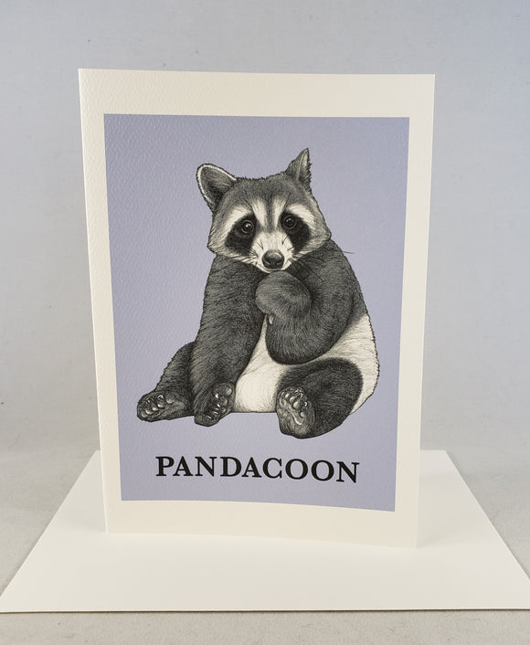 WhatIf Creations - PandaCoon 5x7