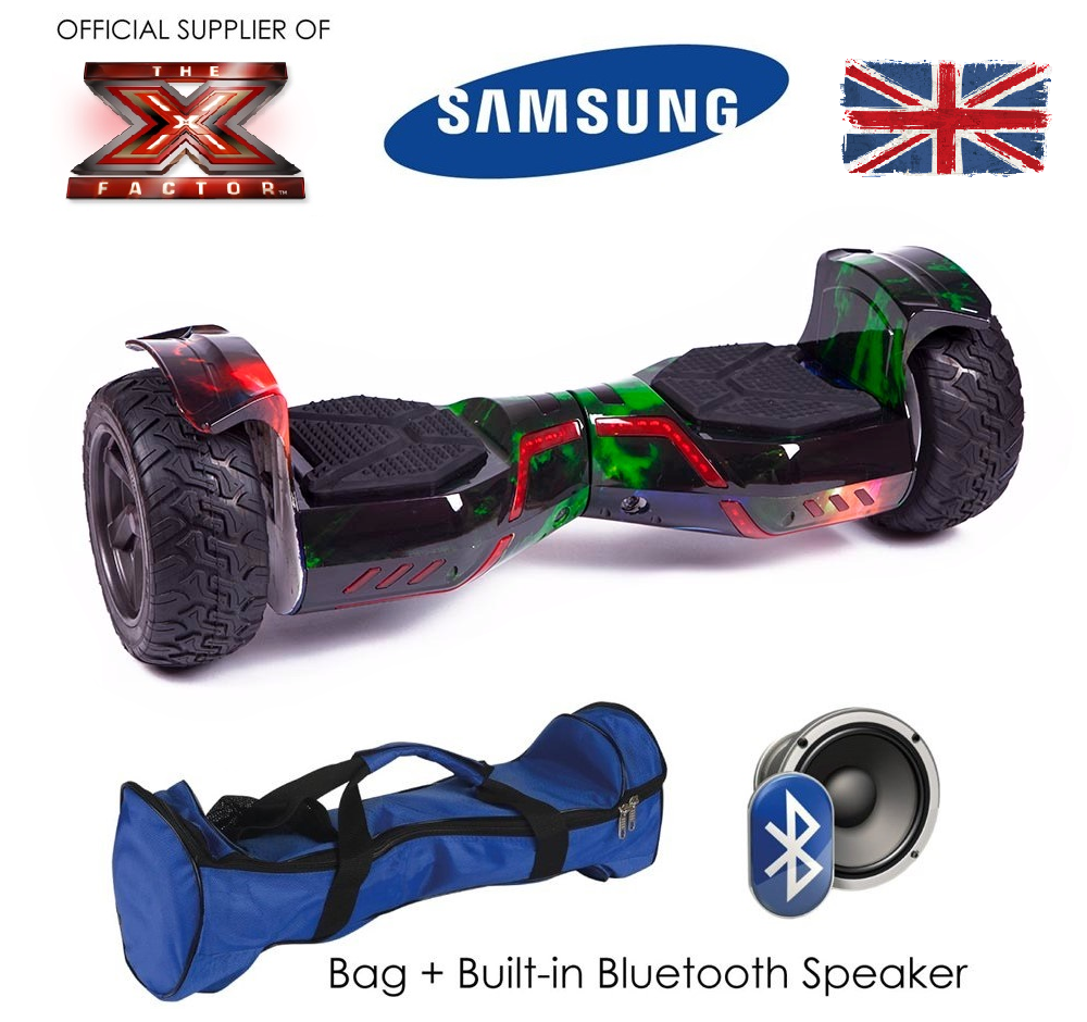 New 2018 Hummer Bluetooth Segway Hoverboard 8.5 Inch - 10.5 Inch