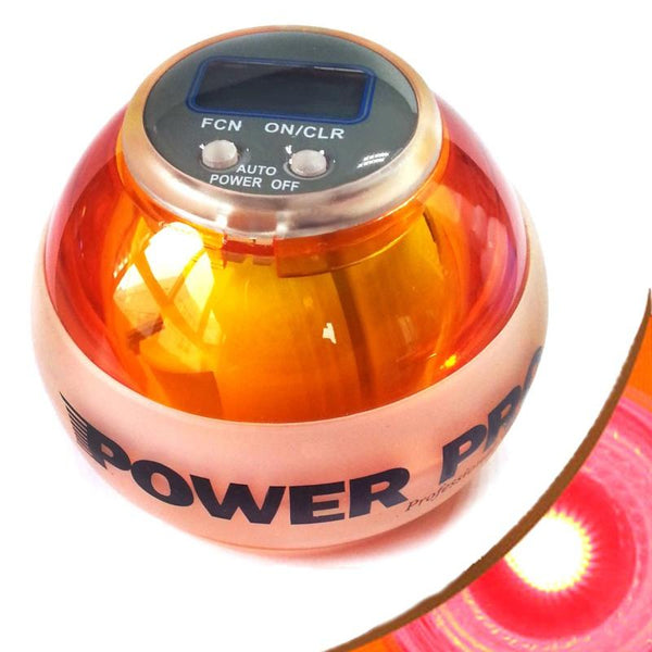 12000 RPMS Gyroscope Power wrist Exercise ball - LADSPAD.UK