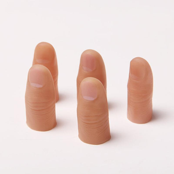 20pcs Thumb Tip Finger Fake Magic Trick Close Up Vanish Appearing Finger Trick - LADSPAD.UK