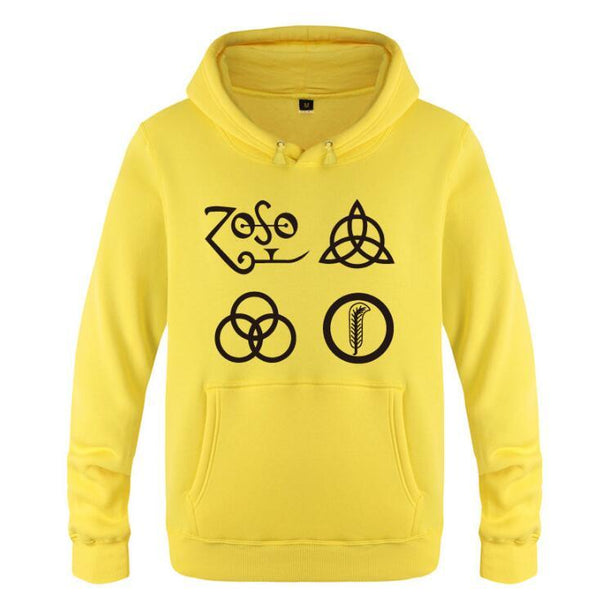 2017 New Men Women Spring Autumn Zoso Led Zeppelin Pullover Clothing Casual Sweatshirts Hoodies Jacket Coat - LADSPAD.UK