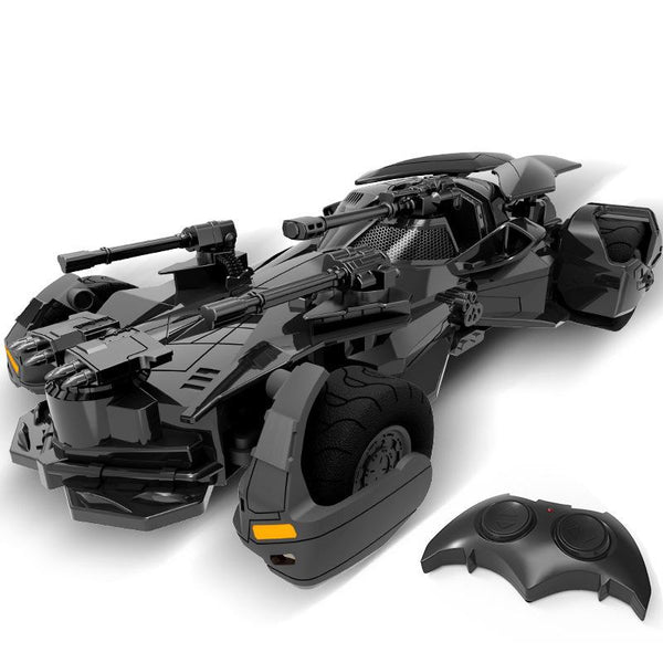1:18 Batman vs Superman Justice League electric Batman RC car childrens toy model Gift simulation display Batmobile - LADSPAD.UK