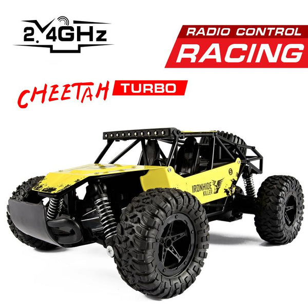 2.4G CAR Buggies RC Car 4CH Rock Crawler Vehicles RC Autos Control Remoto Toys for children 1/18 Radio Control Drift Car Machine - LADSPAD.UK