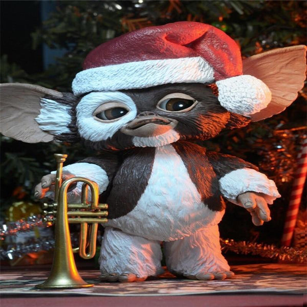 1pieces/lot 18cm pvc Gremlins edition doll Joints can move toys Christmas gift Childrens Toys Automobile home office decoration - LADSPAD.UK