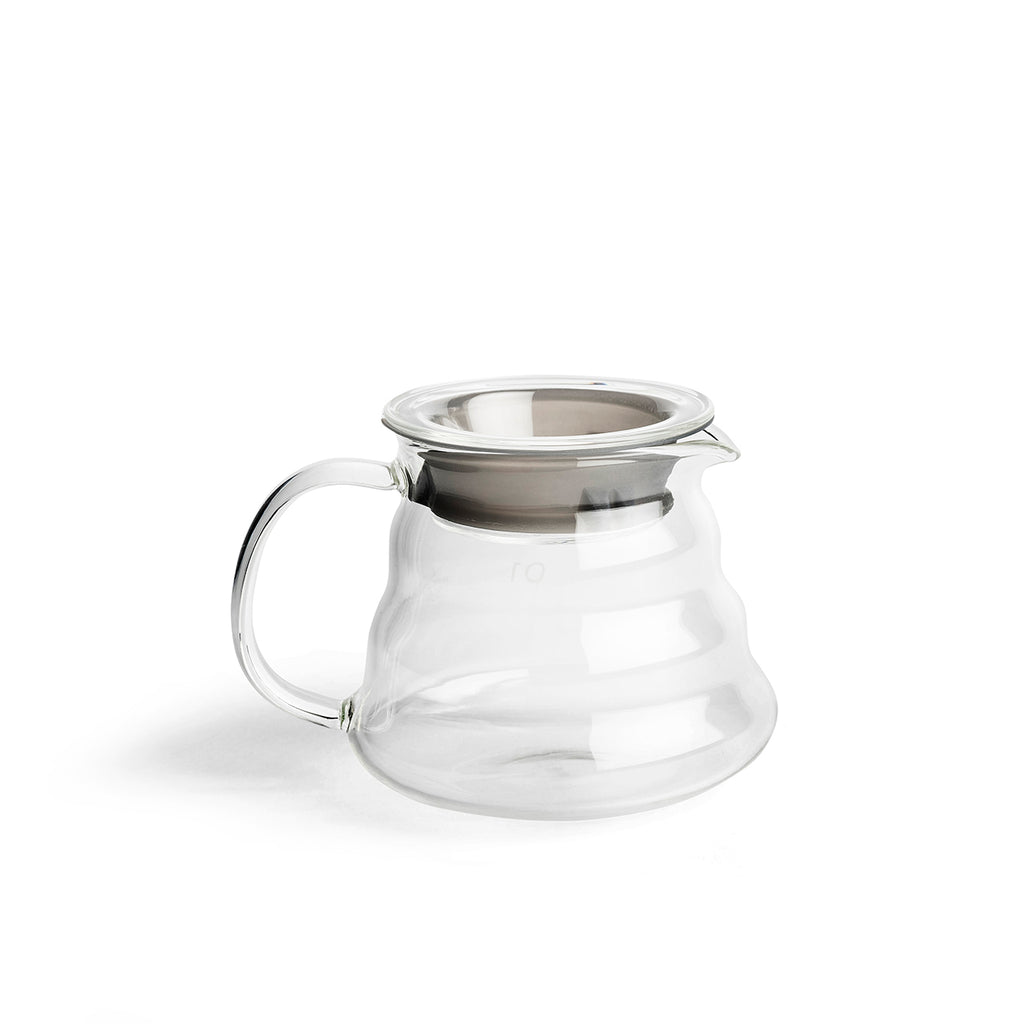 Glass Coffee Carafe Server (360ml)