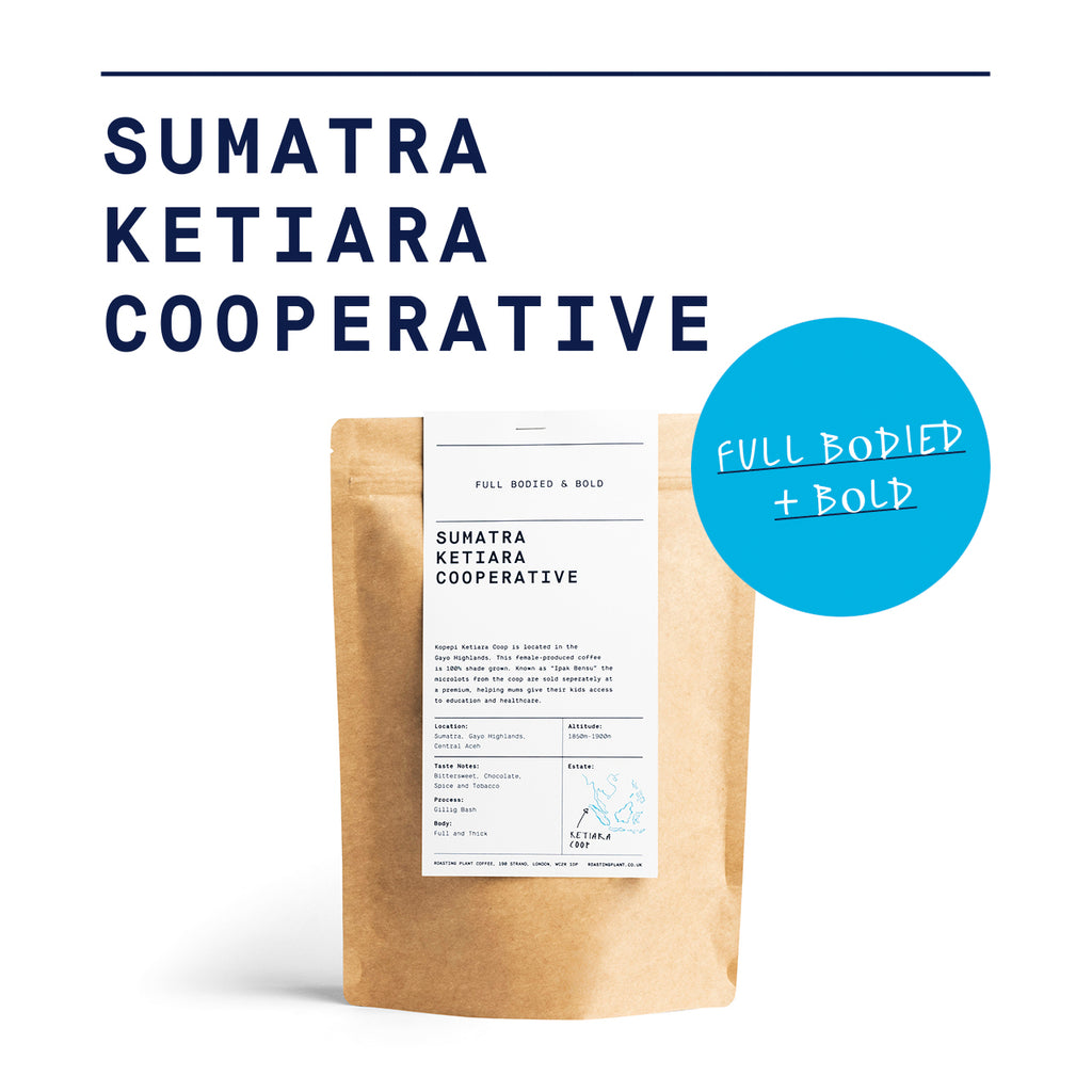 Sumatra Single Origin