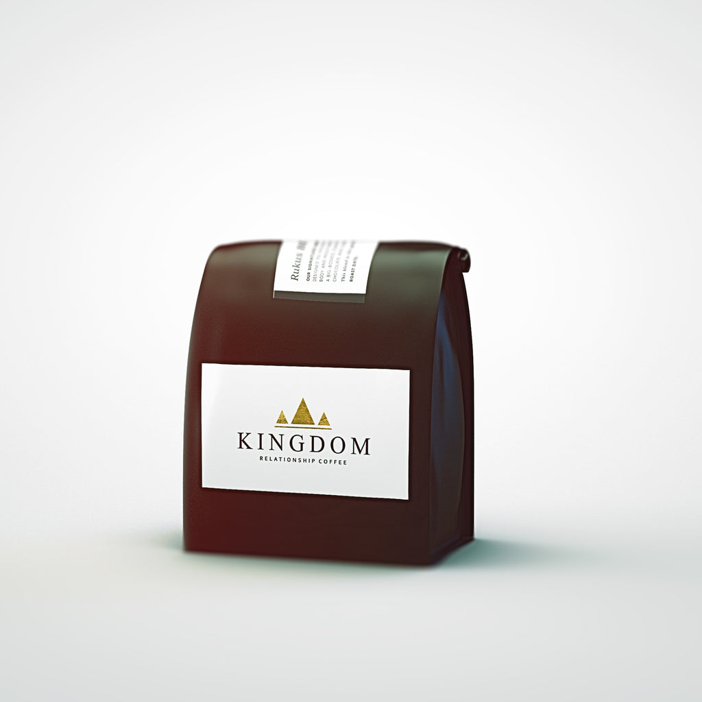 Kingdom Coffee Roasters - Rukus Blend | Roasted Coffee Beans | Northern Beaches Sydney