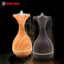 Load image into Gallery viewer, USB Humidifier Ultrasonic Humidifier Air Aroma Diffuser Mist Maker, Essential Oil diffuser of Home and Car