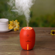 Load image into Gallery viewer, USB Humidifier Lemon Humidifier Diffuser Essential Oil Diffuser 180ML Car USB Diffuser Portable Mini USB Humidifier