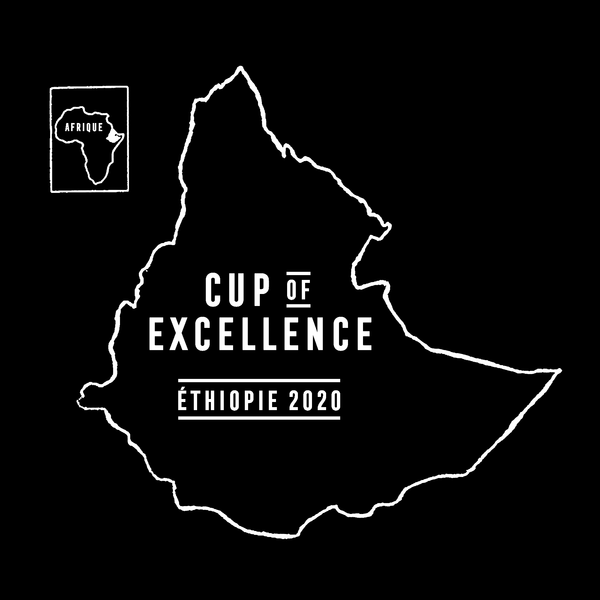 Cup of Excellence Ethiopia 2021