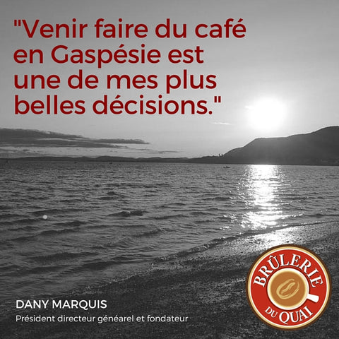 Citation Dany Marquis