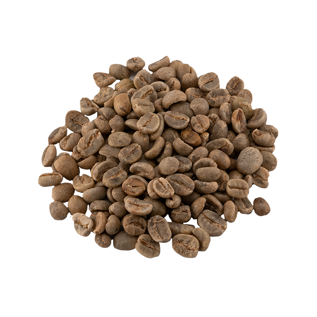 Green coffee (unroasted) El Mero Mero