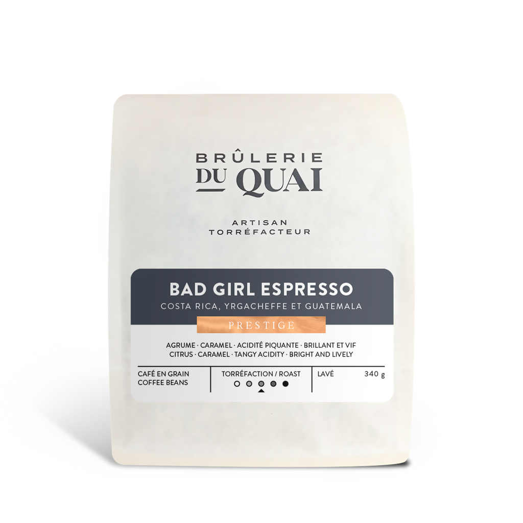 Café Bad Girl Espresso (Bella Rossa)