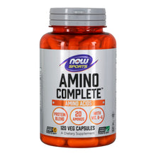 Load image into Gallery viewer, Amino Complete™, Protein Blend With 21 Aminos and B-6, 120 Veg Capsules