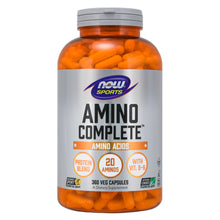 Load image into Gallery viewer, Amino Complete™, Protein Blend With 21 Aminos and B-6, 360 Veg Capsules