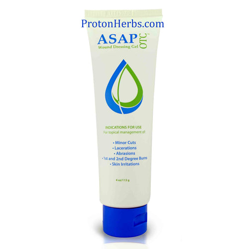 ASAP Wound Dressing Gel, 4 oz/113 g