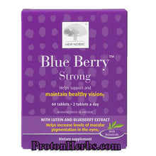 Load image into Gallery viewer, Blue Berry Strong, 60 tablets