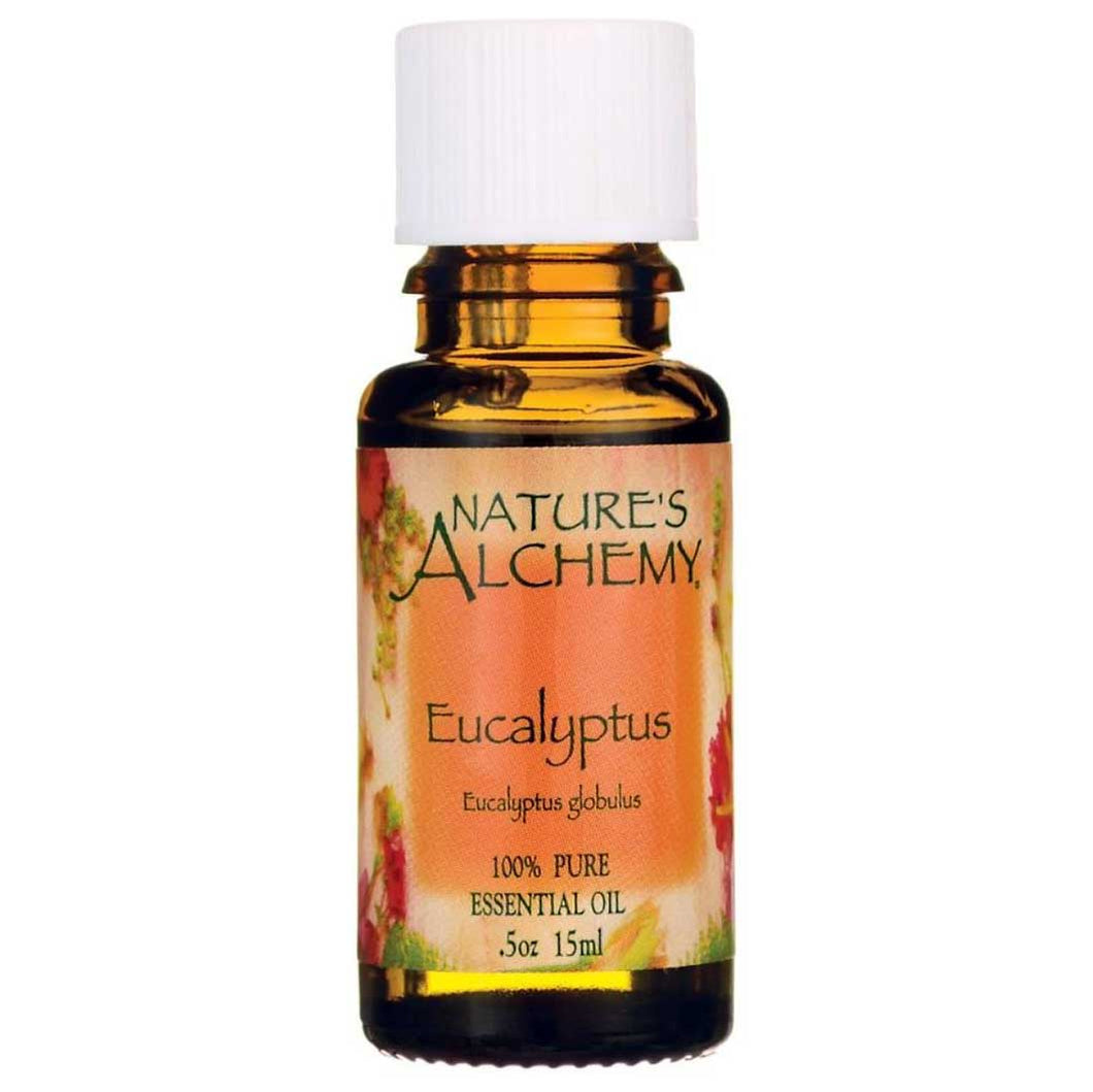 Eucalyptus Essential Oil, 15ml