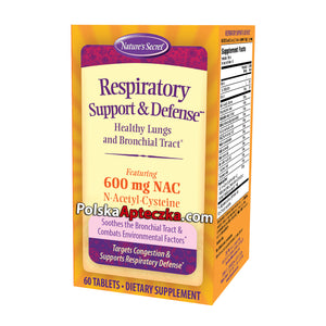 Respiratory Support & Defense 60 tab