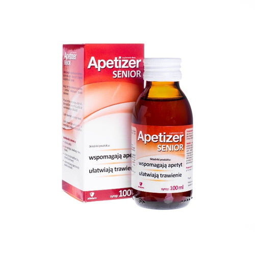Apetizer Senior suplement diety, 100 ml