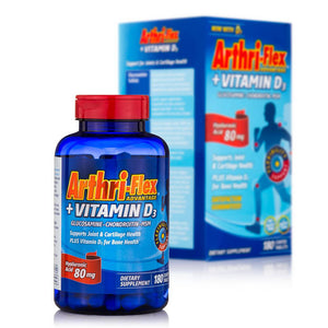 Arthri-Flex Advantage + Vitamin D, 120 tablets
