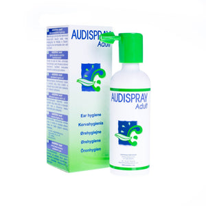 Audispray Adult Higiena Ucha, 50ml