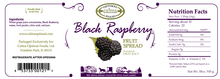Load image into Gallery viewer, Black Raspberry Fruit Spread Calma Optimal