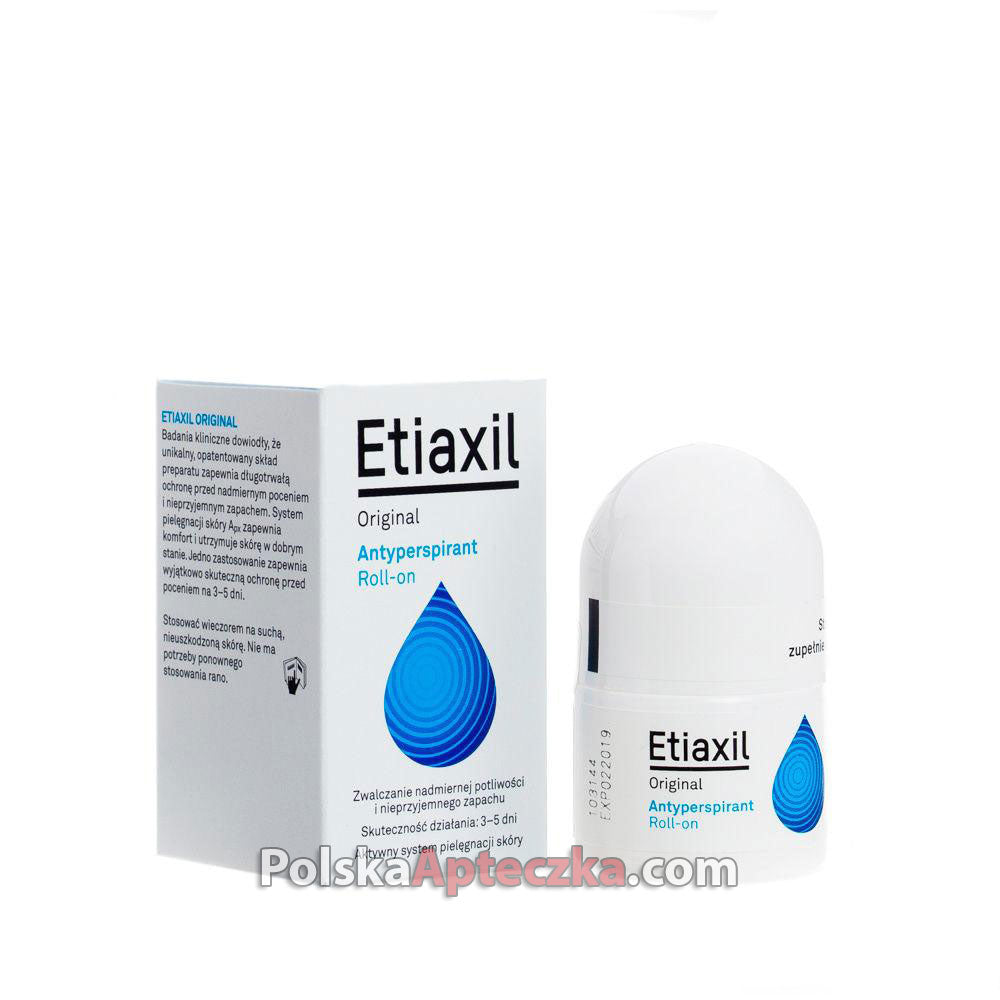 Etiaxil Antypersirant Roll-on
