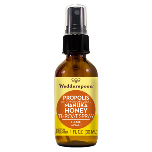 Propolis Manuka Honey Throat Spray, 30ml