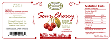 Load image into Gallery viewer, Sour Cherry Fruit Spread Calma Optimal Food