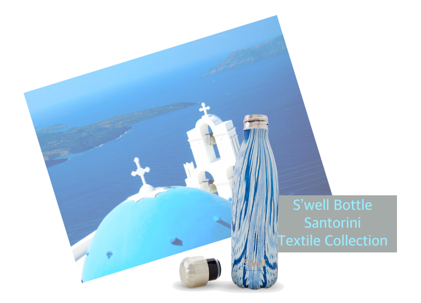 S'well Bottle Santorini 25 oz Large Water Bottle featured on Neiman Marcus