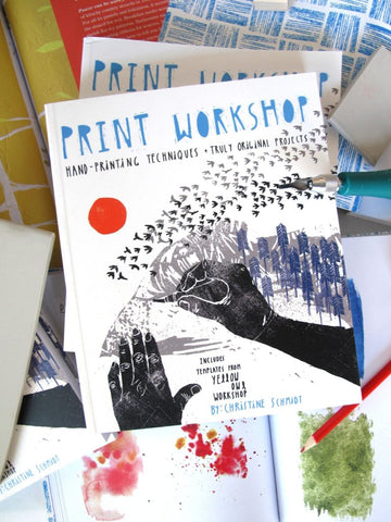 Yellow Owl Workshop published books on stamp making and DIY crafts.