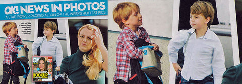 Britney Spears' kids use SoYoung lunch bags