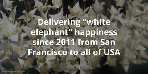 at-lotus.com aims to deliver affordable high quality white elephant gifts to your doorsteps