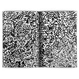 Day + Night Journals Plumb Notebooks Sumi Ink Japanese Art
