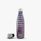 S Well Bottle Aubergine Alligator Medium 17 Oz Exotic