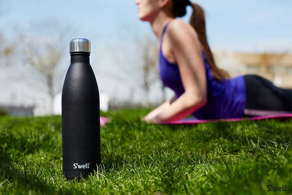 Swell Onyx 17oz Medium Water Bottle Stone Collection Www
