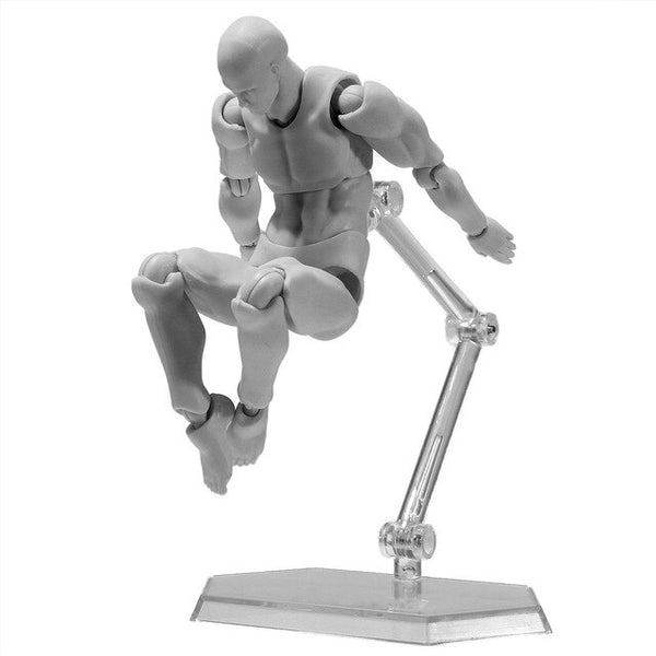 Body Kun Manga Figurine Model 13CM 13.5CM Man Woman
