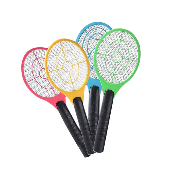 Mosquito Zapper Battery Powered Electric Handheld Racket Insect Fly Bug Wasp Swatter