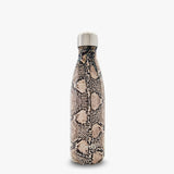 S'well Bottle Sand Python 17 oz medium water bottle exotic collection