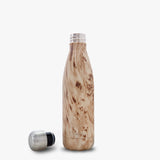 S'well Bottle Blonde Wood 17 oz medium Wood Collection water bottle