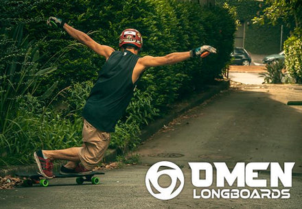 Brands - Omen Longboards